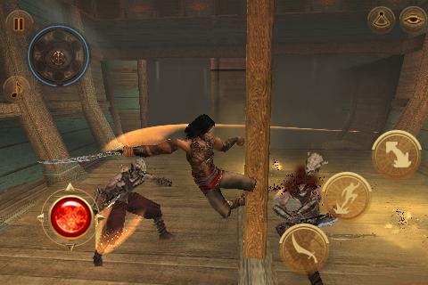 Prince of Persia: Warrior Within FREE screenshot 4