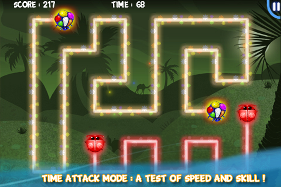 Glo Flo screenshot #3