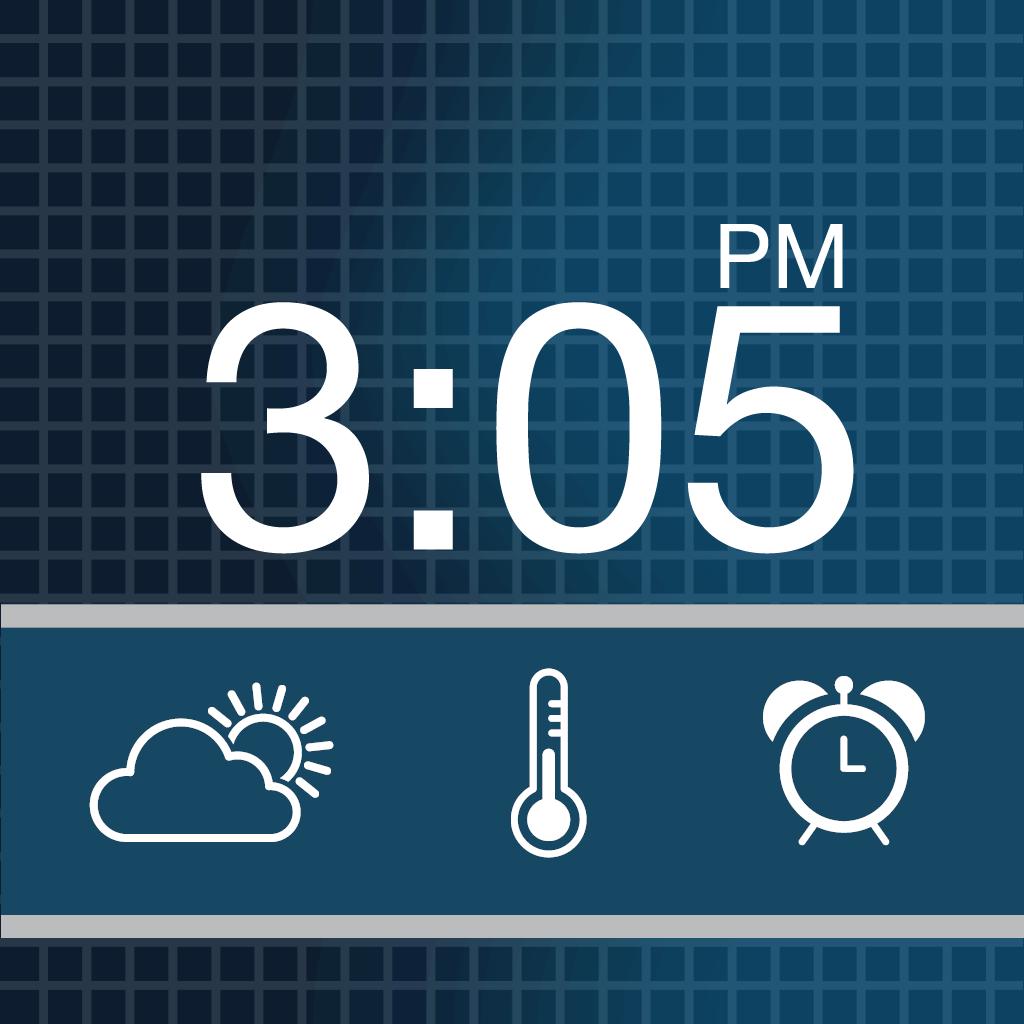 ClockIT - Modern Nightstand Alarm Clock