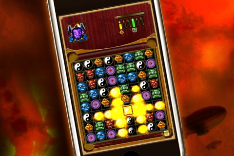 Samurai Puzzle Battle GOTY Edition screenshot #3