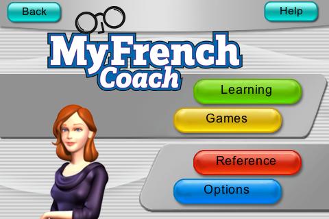 My French Coach screenshot #1