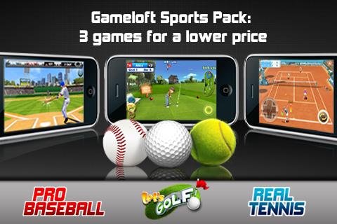 Gameloft Sports Pack Free screenshot #1