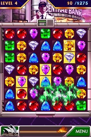 Diamond Twister Lite screenshot 1