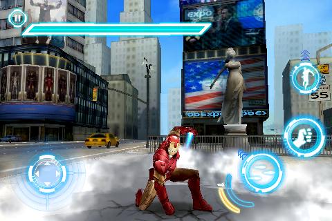 Iron Man 2 LITE screenshot 1