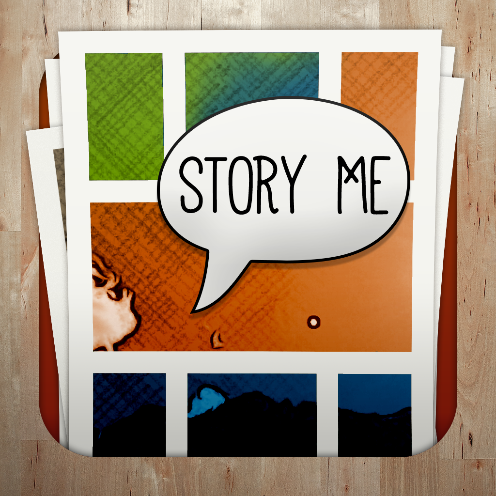 Story Me – Collage, comic strip, and cartoon maker for photos