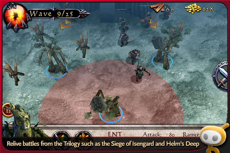 The Lord of the Rings: Middle-earth Defense Prologue screenshot 3