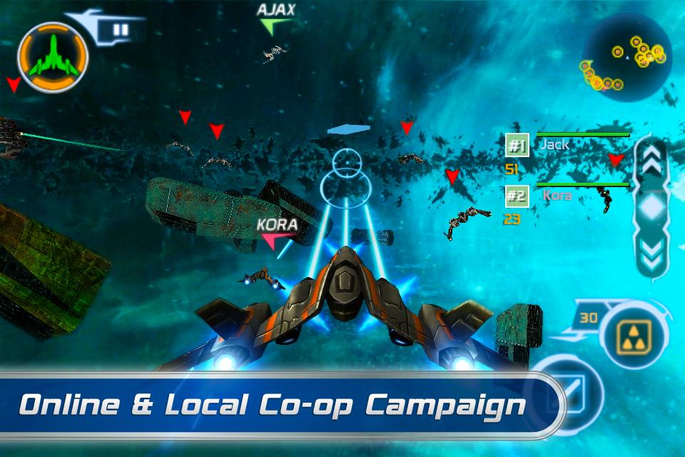 Star Battalion FREE screenshot 1