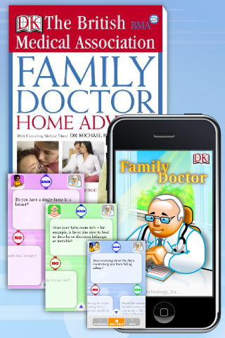 Family Doctor - Symptoms and Diagnosis screenshot #1