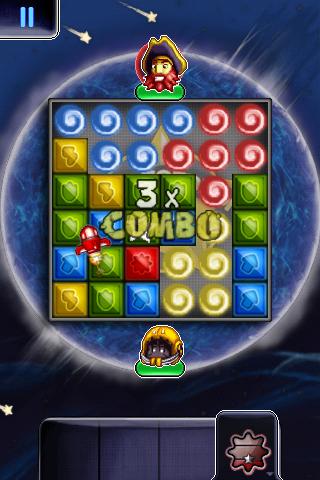 Puzzlegeddon FREE screenshot 1