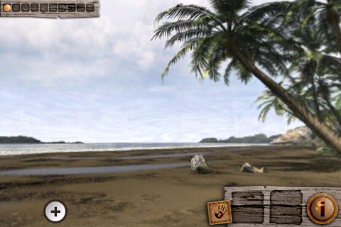 Jules Verne's Return To Mysterious Island screenshot #2
