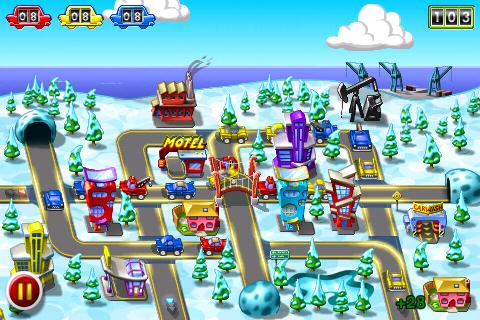 Car Control FREE screenshot 4