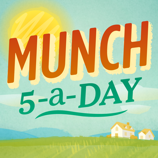 Munch 5-a-Day Keeps the Doctor Away