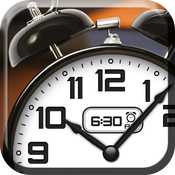 Classic Clock HD Free - Alarm Clock Timer and Stopwatch