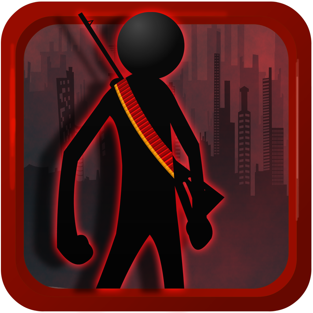 A Stickman Assassin (17+) - Blood And Guts Edition