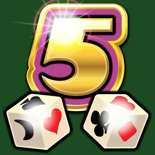 Rolling 5 Dice Poker