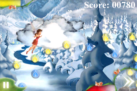 Disney Fairies Fly Lite screenshot #5