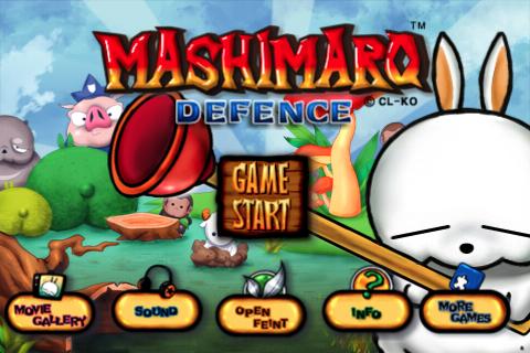 MASHIMARO Defence screenshot 1