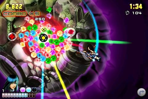 Electro Hunter Free screenshot #3