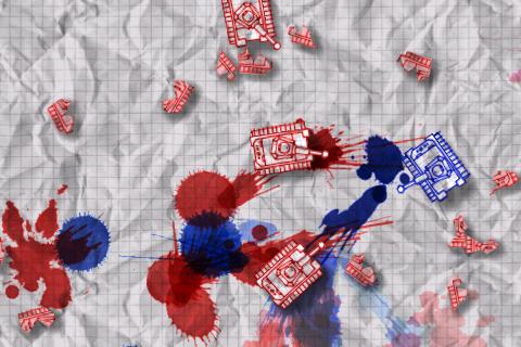 PANZER PANIC FREE screenshot 3