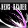 Offline News Reader Icon