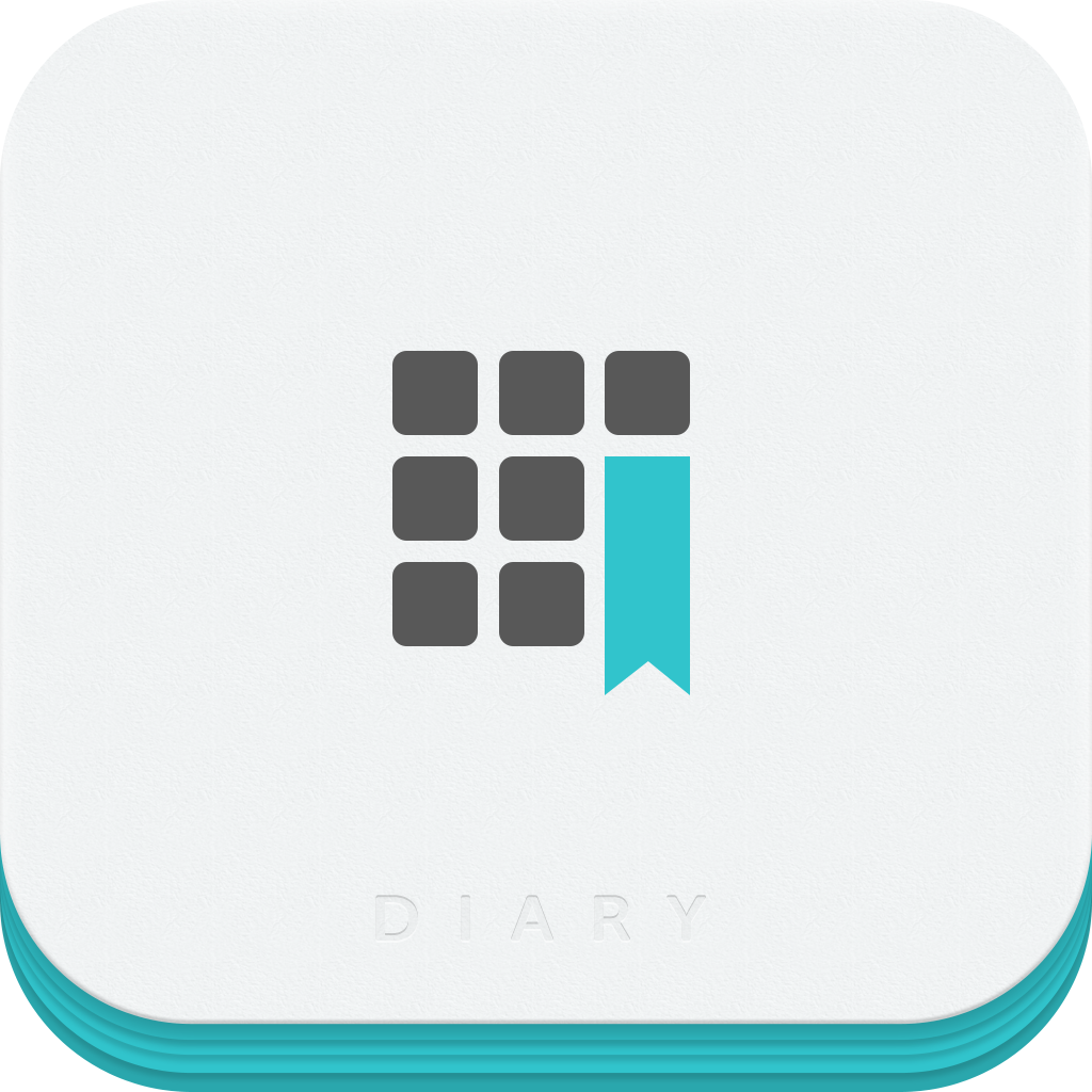 Grid Diary - The simplest way to get started with keeping a diary