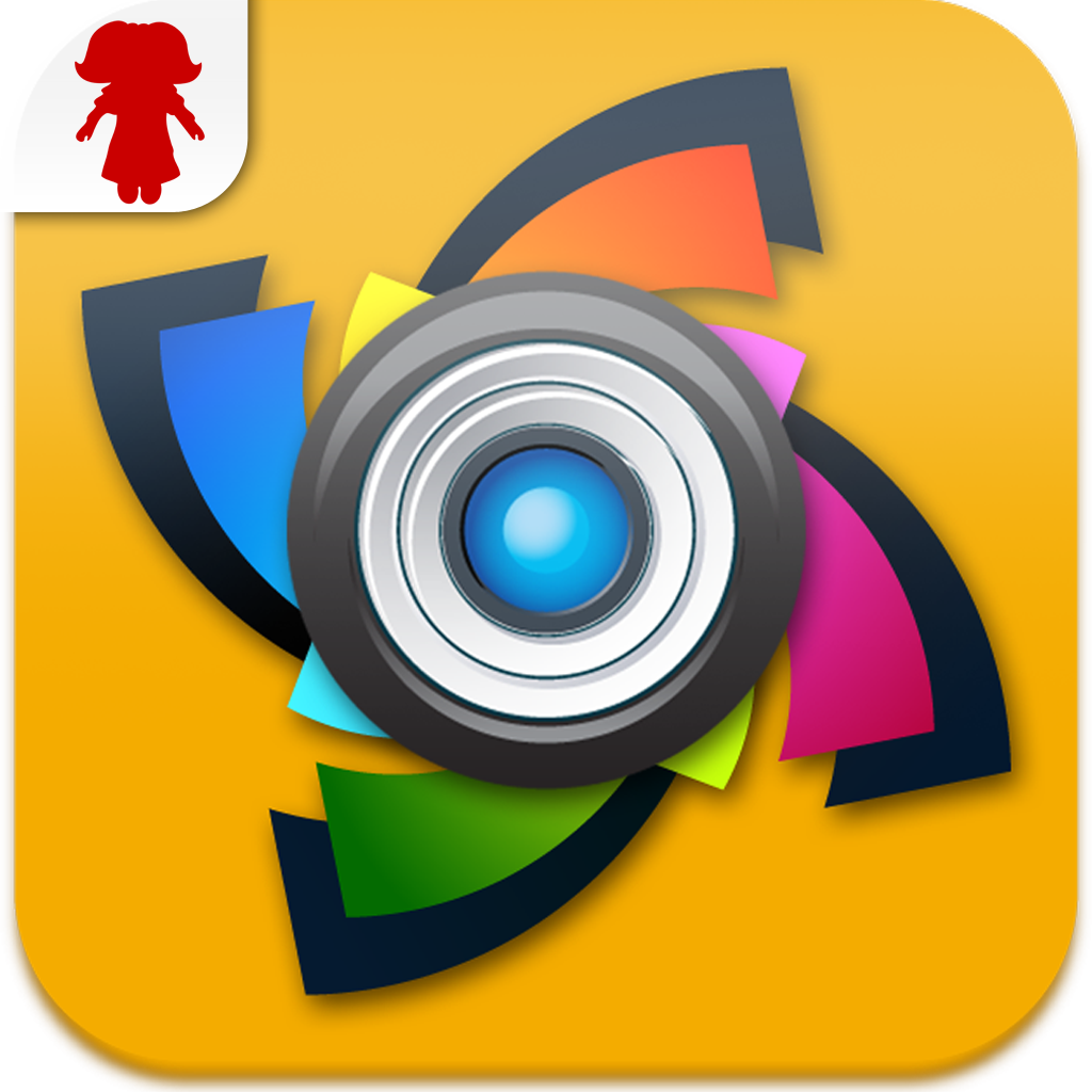 FunFx - Photo Editor with pro effects & filters plus fast camera & fx to share on facebook,flickr and dropbox