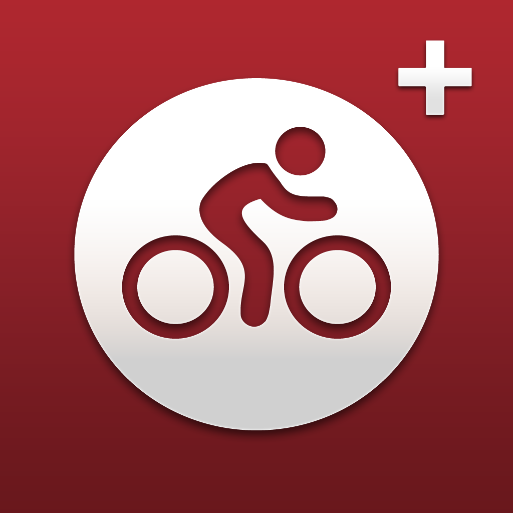 Map My Ride+ - GPS Cycling, Riding, Workout Tracking and Calorie Counter