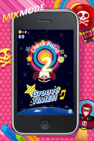 JaJa : Cheer Dancing! screenshot 3