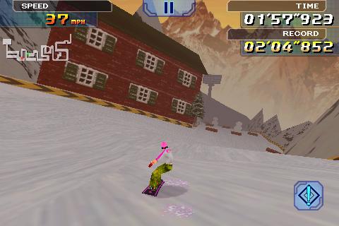 Alpine Racer screenshot #4