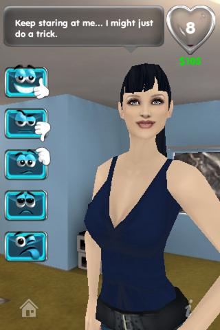 My Virtual Girlfriend Screenshot