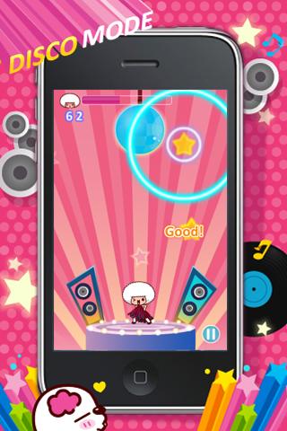 JaJa : Cheer Dancing! screenshot 2