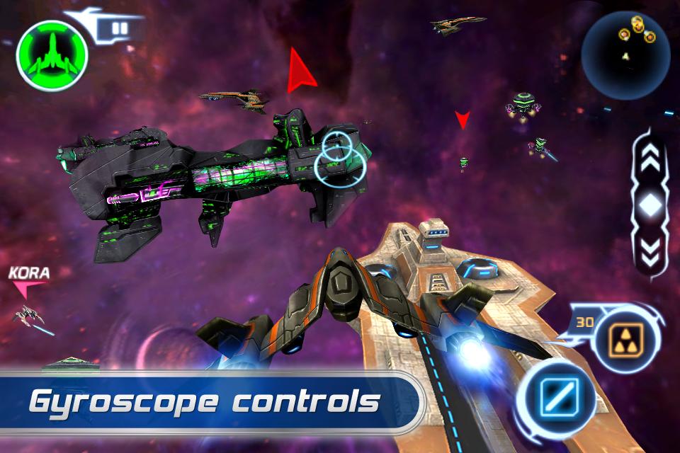 Star Battalion FREE screenshot 4