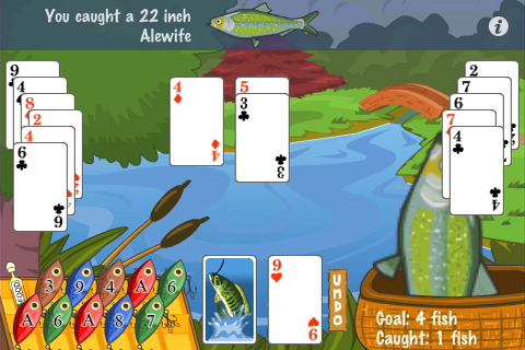 Solitaire: Deck of Cods screenshot #2