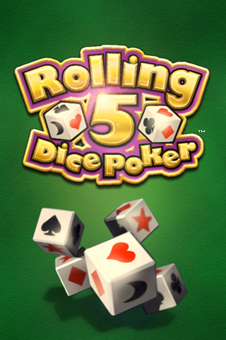 Rolling 5 Dice Poker screenshot #1