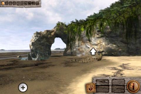 Jules Verne's Return to Mysterious Island FREE screenshot 1