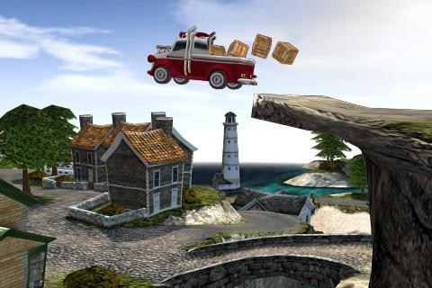 Parcel Panic – Post Car Racer 3D Screenshot