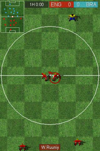 World Soccer Champs 2010 Lite screenshot #4