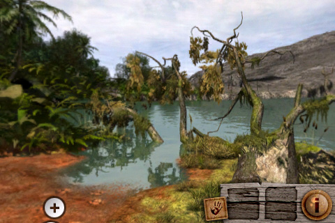 Jules Verne's Return To Mysterious Island screenshot #4
