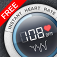 Instant Heart Rate – Free heart rate monitor for iPhone Icon
