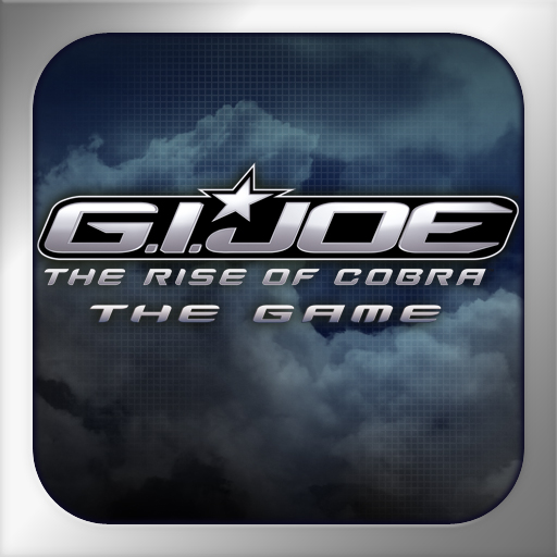 G.I. JOE - THE RISE OF COBRA - THE GAME
