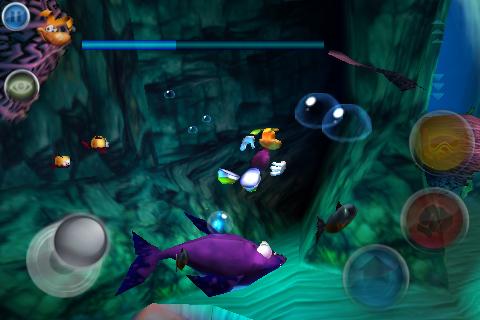 Rayman 2: The Great Escape - FREE screenshot 2