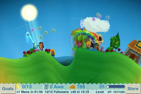 GodFinger All-Stars screenshot 3