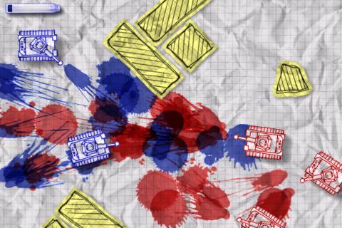 PANZER PANIC screenshot 3
