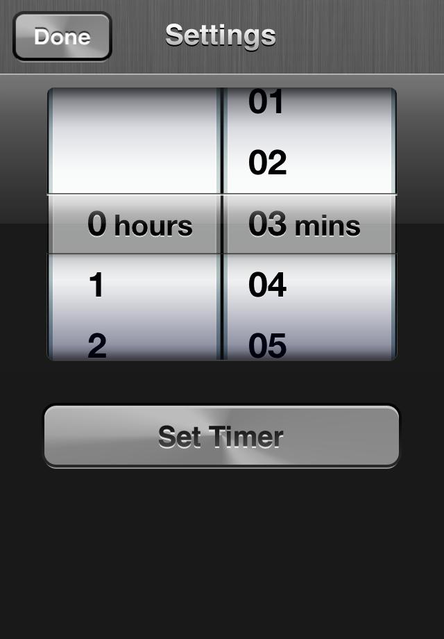 LED Light for iPhone 4 Free Screenshot