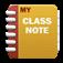 MyClassNote Icon