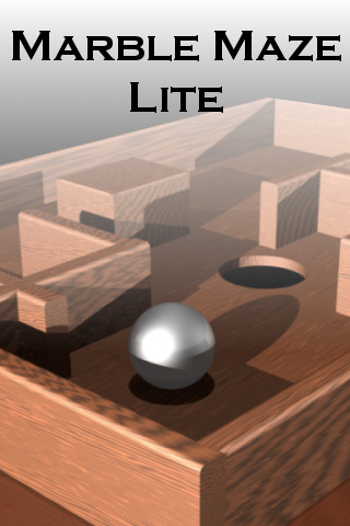 Marble Maze Ultra Lite screenshot #1