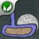 Half-Pi D Mini-Golf Icon