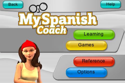 My Spanish Coach screenshot 1