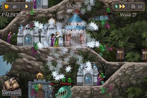 Defender Chronicles lite - Mage version screenshot #4