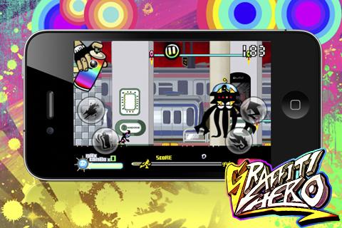 GRAFFITI HERO screenshot 4